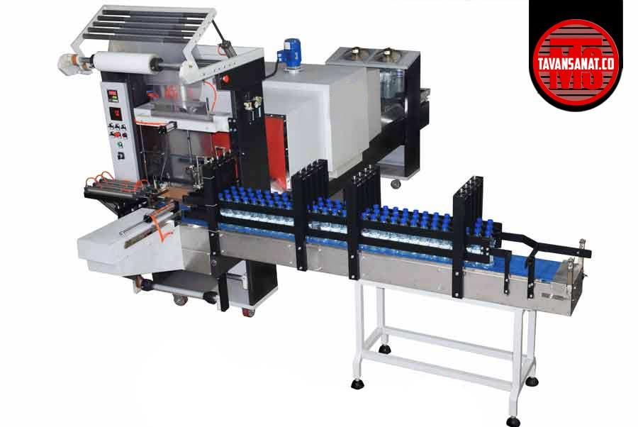 ماشین آلات پرکن خط آب معدنی توان صنعت 09152000050