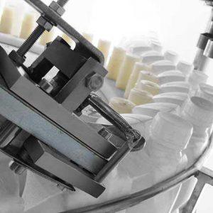 دستگاه پرکن و در بند روتاری مخصوص مواد اسیدی و خورنده توان صنعت مشهد قیمت دستگاه پرکن اسید رضا نیازمند