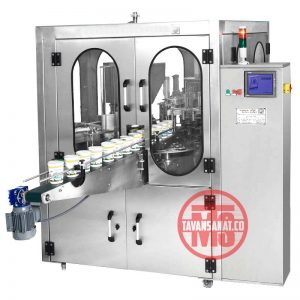 قیمت-پرکن-ظروف-لیوانی-روتاری-(چهار-لاین)-ماشین-سازی-توان-صنعت-مشهد