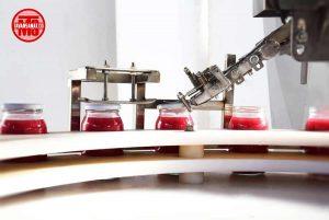 دستگاه پرکن و دربند مایعات غلیظ توان صنعت                                                                                                                             300x201