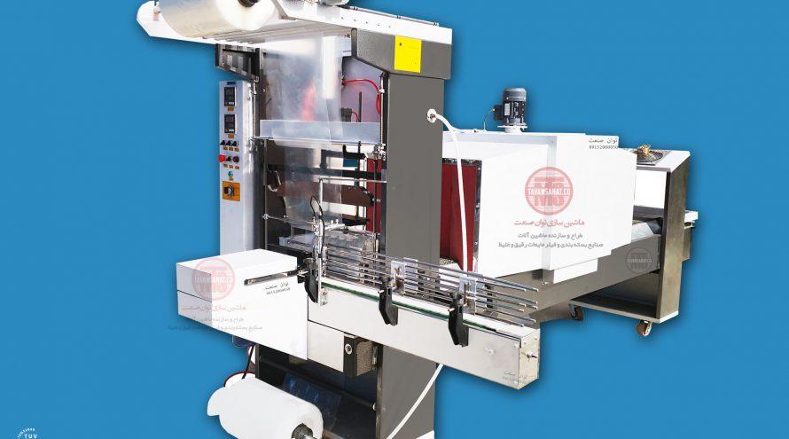 پک شیرینگ پک قیمت دستگاه شیرینگ پک بسته بندی اب معدنی 890x495 - دستگاه شرینک پک توان صنعت
