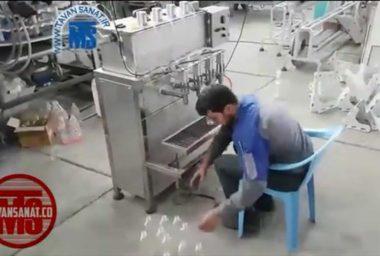 پرکن شامپو پرکن عسل پرکن مایعات غلیظ 380x256 - دستگاه پرکن مایع ضد عفونی پرکن ژل ضد عفونی