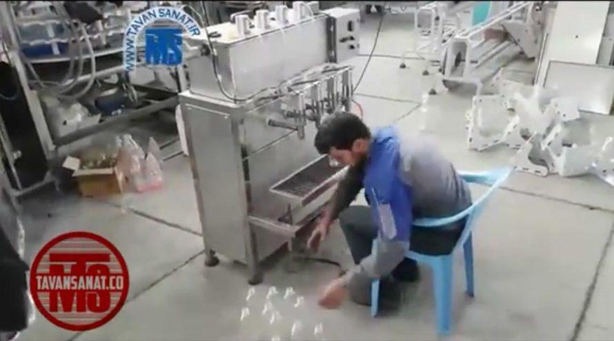 پرکن شامپو پرکن عسل پرکن مایعات غلیظ 890x495 - دستگاه پرکن مایع ضد عفونی پرکن ژل ضد عفونی