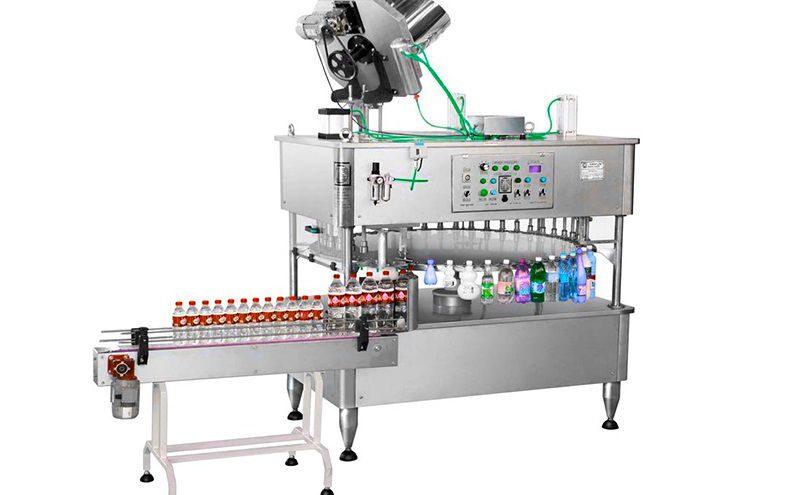 پرکن مایعات 16 نازله 800x495 - ✔️دلايل استفاده از دستگاه پركن بطري اتوماتيك