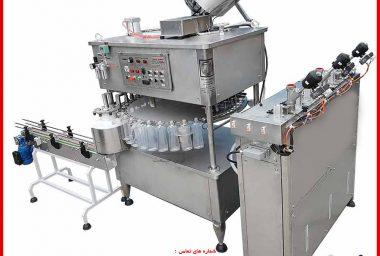 پرکن مایعات غلیظ عسل مایع ظرفشویی روغن های خوراکی ، شربت غلیظ مایعات غلیظ دارویی شیمیایی و غذایی 1 380x256 - خط تولید مواد شوینده